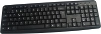 TacGears ADNET Wired USB Standard Keyboard (Black)