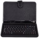 DGB 7inch Micro USB Tablet Keyboard with Case Black