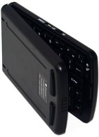 LinDon Pocket Size - Folding Bluetooth Tablet Keyboard (Black)