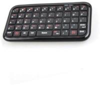 RoQ MB110LL Bluetooth Tablet Keyboard (Black)