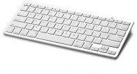 Reconn Ultra Slim Mini Bluetooth 3.0 Wireless Keyboard For Apple IPad Air, IPad Mini With Retina Display, IPad Mini, IPad 2/ 3/ 4/, IPhone 4/ 4S/ 5 / 5S, New Google Nexus 7 FHD, Samsung Galaxy Tab, Samsung Galaxy Note And Other Tablets - For Apple Bluetoo