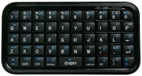 ION IType Bluetooth Tablet Keyboard (Black)