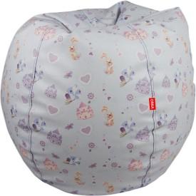 ORKA Color Faries Leatherette S Teardrop Kid Bean Bag