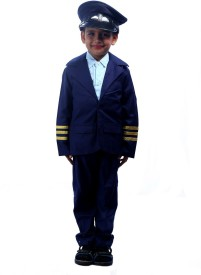 SBD Pilot Kids Costume Wear
