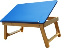 CHILD CRAFT Solid Wood Study Table (Finish Color - BLUE)