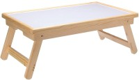 Jigi & Joons Multi Purpose Kids Study Cum Playing Engineered Wood Activity Table (Finish Color - Wooden)