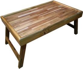 SLK Wood Products All-Teak Solid Wood Study Table