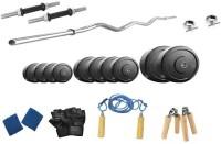 Protoner 20 Kgs & 3 Rods Gym & Fitness Kit