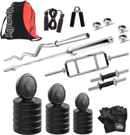 Headly HR-45 kg Combo 1 Gym & Fitness Kit