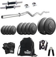 Headly 16 Kg Combo 3 Home Gym & Fitness Kit