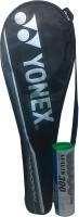Yonex (Combo Pack) Nanoray 7000i And Mavis 300 (White Pack Of 6) Nylon Shuttle Cock Badminton Kit