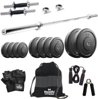 Headly 16 Kg Combo 9 Home Gym & Fitness Kit