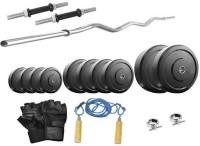 Protoner 8 Kg & 3 Rods Gym & Fitness Kit