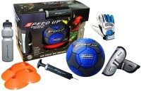 Speed Up 6 Piece Complete Set Football Kit