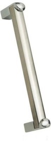 SmartShophar Cabinet Handle Jumbo Stainless Steel 4 Inches Silver