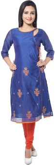 Good Things Solid Women's Anarkali Kurta - KTAE7ZCFVDHBBKGU