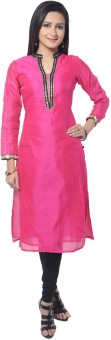Good Things Solid Women's Anarkali Kurta