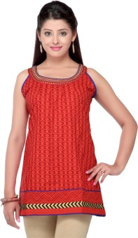 Stop To Start By Shoppers Stop Self Design Women's A-line Kurta