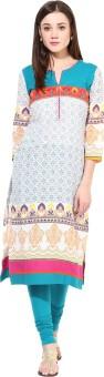Prakhya Embroidered Women's Straight Kurta - KTAE9JBATMXRQJRY