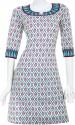 EStyle Printed Women's Pathani Kurta - KTADT7GRG7CGSUVC