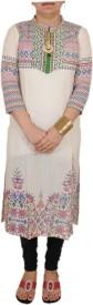 Aditi Fashions Printed Women's Straight Kurta