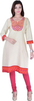 Jaipur Prints Printed Women's Straight Kurta