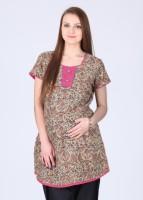 Morph Maternity Printed Women's Kurta