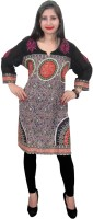 Indiatrendzs Casual Printed Women's Kurti