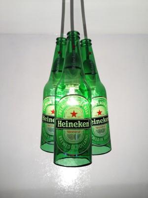 Jdr Gallery HA-HL-HN-01 Hanging Lights (Pendant Lights) Lamp Shade (Glass, Stainless Steel)