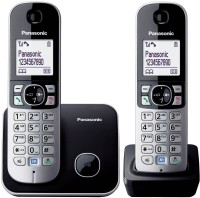 Panasonic KX TG 6812 Cordless Landline Phone