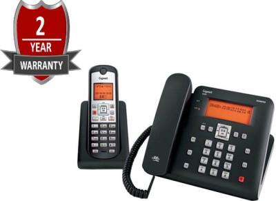 Gigaset C670 Corded & Cordless Landline Phone (Black)