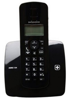 Buy Swiss Voice Aeris 134 Cordless Landline Phone: Landline Phone