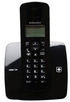 Buy Swiss Voice Aeris 134 Cordless Landline Phone: Landline Phone