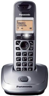 Panasonic KX-TG3552 Cordless Landline Phone (GREY & BLACK)