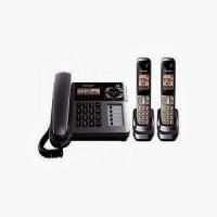 Panasonic PA-KX-TG3662 Cordless Landline Phone