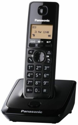 Panasonic KX-TG2711FX Cordless Landline Phone (Black)