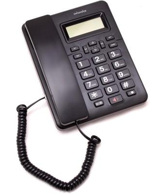 Swiss Voice CP22 Corded Landline Phone (Black)