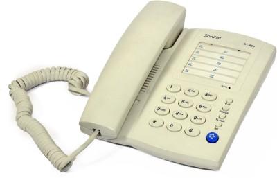 Sonitel ST-903 Corded Landline Phone (White)