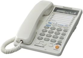 Panasonic KX-T2378MXWD Corded Landline Phone - White
