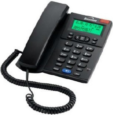 Binatone Concept 711 Corded Landline Phone (Black)