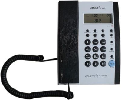 Orpat 3565 Corded Landline Phone (P.S.Grey)
