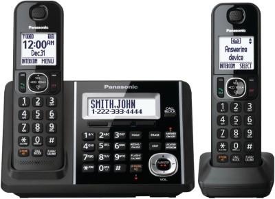 Panasonic KX-TFG342B Corded & Cordless Landline Phone
