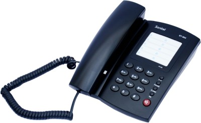 Sonitel ST-903 Corded Landline Phone (Black)