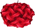 Somya Leger Polypropylene Lantern - Red, Pack Of 1