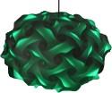 Somya Leger Polypropylene Lantern - Green, Pack Of 1 - LTNE2GZYMRPKFNZG
