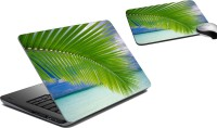 MeSleep Palm Tree Leaf LSPD-21-183 Combo Set (Multicolor)