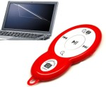 QP360 Display Protector 15.6inch,Bluetooth Music Shutter