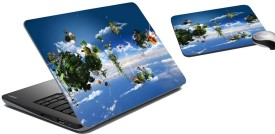 meSleep Abstract Laptop Skin and Mouse Pad 18 Combo Set