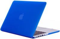 Pindia Royal Matte Finish Apple Retina Macbook Pro 15 15.4 Inch Mgxc2hn/A & Mgxc2ll/A Hard Shell Cover 15 Inch Laptop Case (Royal Blue)