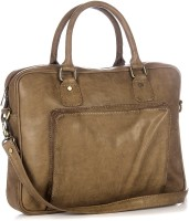 Gauge Machine 15 Inch Laptop Messenger Bag Khakhi